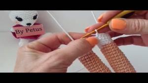 آموزش بافت انواع عروسک دختر ۰۲۱۲۸۴۲۳۱۱۸-۰۹۱۳۰۹۱۹۴۴۸-wWw.۱۱۸File.Com