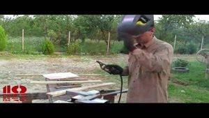 آموزش ساخت نرده استیل
