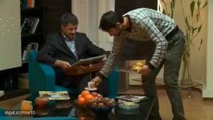 """دوربین مخفی : """"شوخی امنیتی با محمود شهریاری، مجری رادیو و تلویزیون"""""""