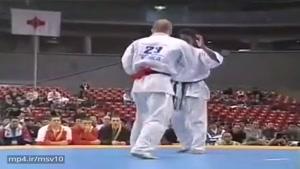 مسابقات کاراته
