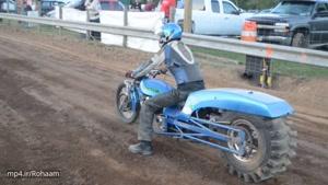 کلیپ موتورسواری