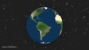 اگر زمین شروع به چرخیدن با دو برابر سرعت حال حاضر کند ، چه می شود؟