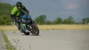 کلیپ های جالب و دیدنی موتورسواری