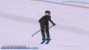 تکنیک دراپاژ در اسکی آلپاین
