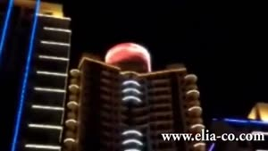 تکنولوژی تلویزیون شهری منحنی ایلیا