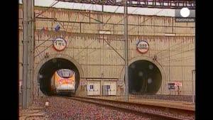 سالگرد افتتاح تونل مانش، شاهکار عمران