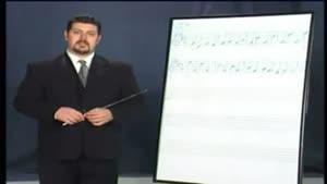 آموزش درس ویولن به زبان ترکی قسمت ۲۵