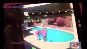 پدر, جان دخترش را به خاطر یک سگ به خطر انداخت
