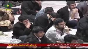 روضه حضرت علی اصغر