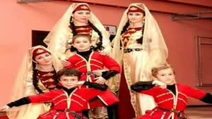 ترکی آذری .موزیک رقص زیبا