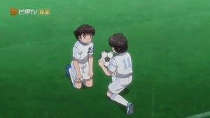 انیمیشن Captain Tsubasa قسمت بیست و یکم از فصل اول