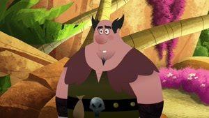 انیمیشن Tangled قسمت نهم از فصل دوم