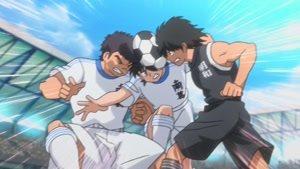 سریال Captain Tsubasa قسمت بیست و چهارم از فصل اول با زیرنویس فارسی