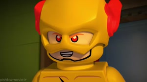 انیمیشن Lego DC Comics Super Heroes: The Flash