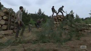 سریال The Walking Dead قسمت دوم از فصل نهم