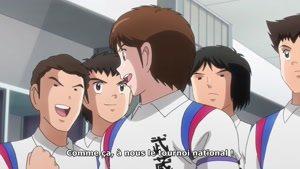 انیمیشن Captain Tsubasa قسمت سی و سوم از فصل اول با زیرنویس فارس
