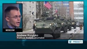 آمریکا درپی تحریک روسیه به عکس العمل است