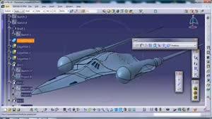 آموزش طراحی با کتیا-Catia concept design_ 5.