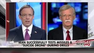 ترس ارتش آمریکا از پهپادهای انتحاری ایران