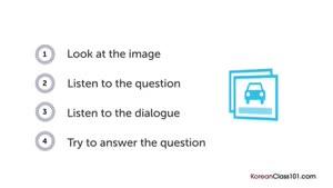 درک شنیداری - به عکس نگاه انداختن