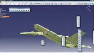 آموزش طراحی با کتیا-6 Catia concept design.