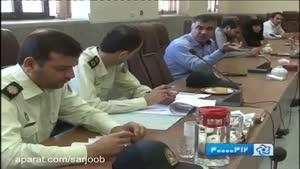 نشست شورای هماهنگی با مواد مخدر