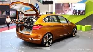 خودروی فوق العاده زیبای BMW