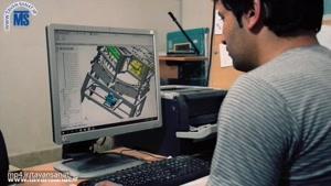تیزر گروه ماشین سازی توان صنعت سازنده دستگاه های بسته بندی مایعات