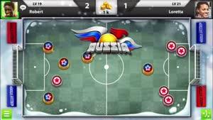 معرفی بازی Soccer Stars