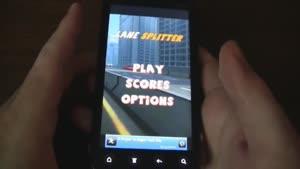 معرفی بازی Lane Splitter