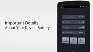 معرفی برنامه Battery Promo
