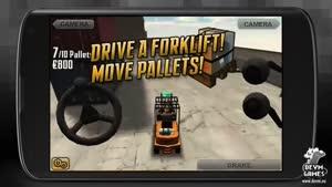 معرفی بازی Extreme Forklifting
