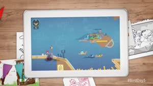 معرفی بازی Angry Birds