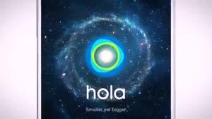 معرفی نرم افزار Hola Launcher