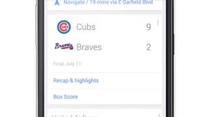 معرفی برنامه Google Now Launcher