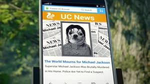 معرفی برنامه UC Browser