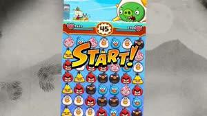 معرفی بازی Angry Birds Fight!