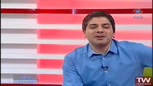 گفتگوی هیراد حاتمی با عباس آخوندی