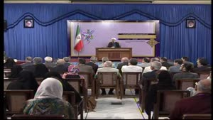 نشست خبری رئیس جمهور – ۱۳۹۳/۳/۲۴