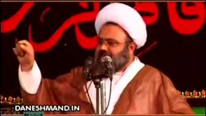 سخنان استاد دانشمند درمورد امام خمینی