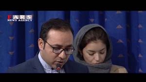 روحانی: اظهارات ترامپ درباره برجام شعار است/ بعید میدانم در عمل اتفاقی بیفتد