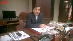 نگرانی وزیر راه و شهرسازی درباره پایتخت