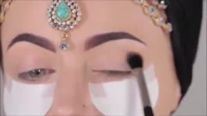 آرایش چشم -دودی کلاسیک