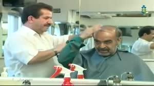 حمید لولایی ریزش مو