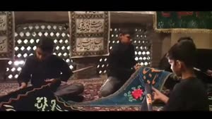 موزیک ویدیوی رفیقم حسین از حامد زمانی و عبدالرضا هلالی