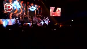 کنسرت امید حاجیلی در تهران