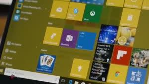 بررسی ویدیویی Windows ۱۰