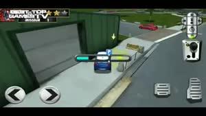 شبیه ساز پارک ماشین بازی های اندروید