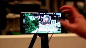 امکانات دوربین LG V۱۰ -بخش دوم