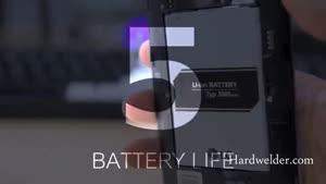 دوربین LG G۴